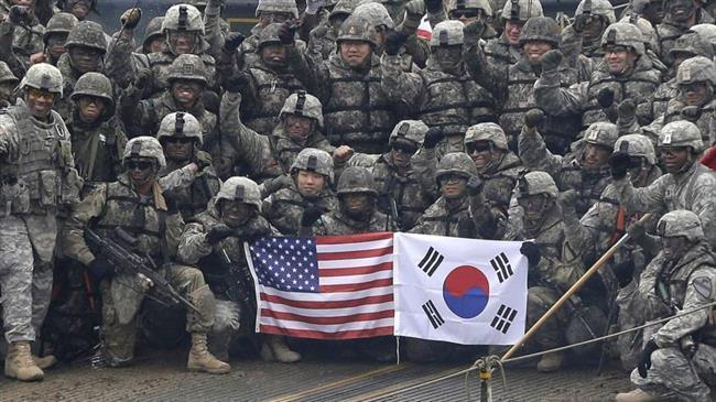 川普宣布將暫停美韓聯合軍演。路透