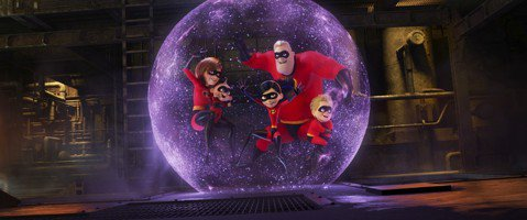 闊別14年,皮克斯動畫「超人特攻隊2」終於在美國盛大上映,首映票房就開出大紅盤,目前估計北美首3日賣座可望達到1億7500萬美元(約合台幣52億7300萬),將超越「海底總動員2:多莉去哪兒?」,成...