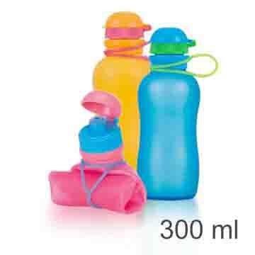 不佔空間好收納,高度密合不漏水。方便爸媽外出攜帶,喝水就是這麼簡單!