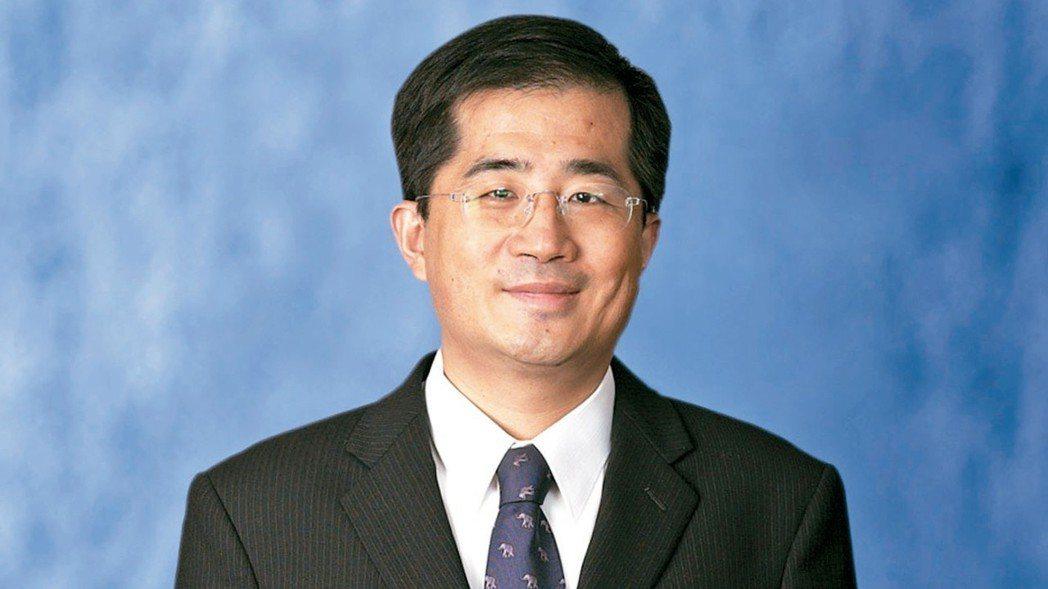 聯電董事長洪嘉聰。 報系資料照