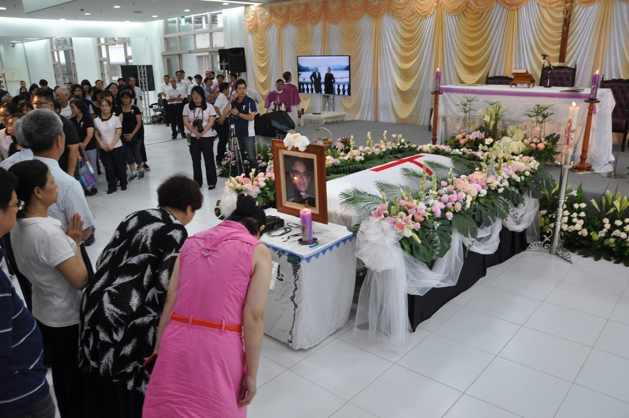 天主教靈醫會義大利籍神父呂道南,來台傳道行醫超過半世紀,13日病逝,享壽84歲。...