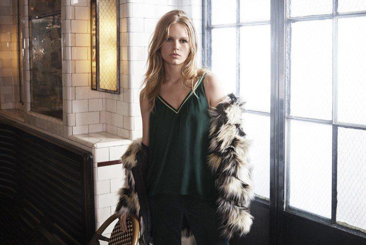 H&M除了有永續服裝Conscious Exclusive系列之外,還制定出「動...