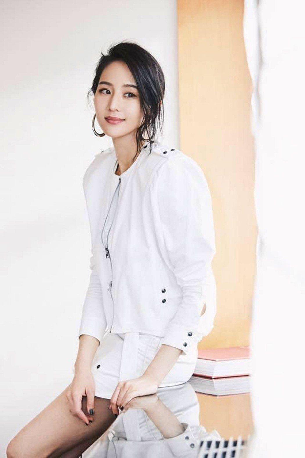 張鈞甯擔任第58屆亞太影展親善大使。圖/摘自臉書