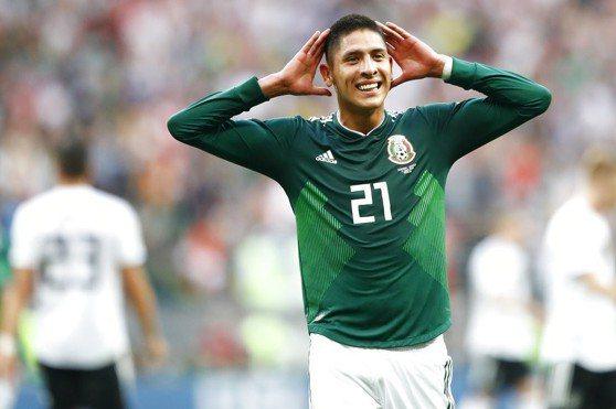 德國輸墨西哥 斷世足賽連七屆首戰奪勝紀錄