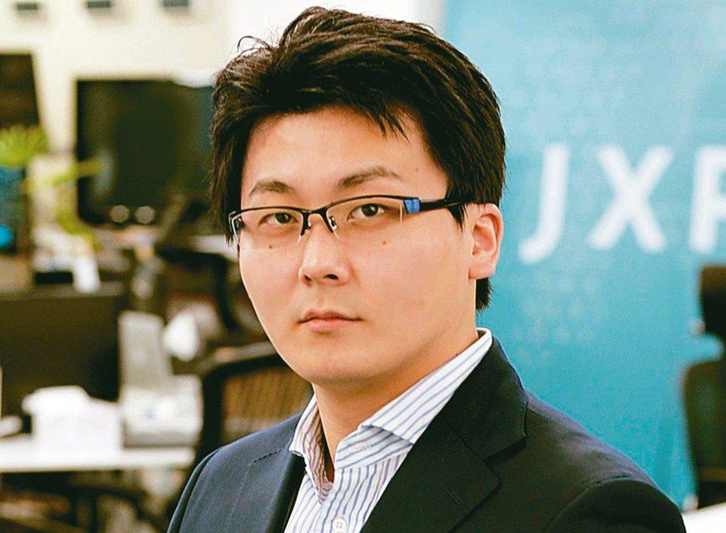JX通信社社長米重克洋 (網路照片)