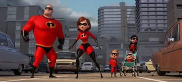相隔14年才推出續集的「超人特攻隊2」,上映首周就打破北美票房紀錄,以1.8億美金(約新台幣54億)的佳績創下北美影史動畫片最高開片紀錄,同時也讓北美票房比去年同期暴漲41%,帶動整體電影市場票房,...