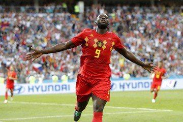 盧卡庫梅開二度 比利時3:0輕取巴拿馬