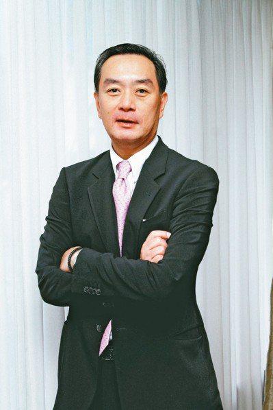 裕隆集團董事長嚴凱泰。聯合保報系資料照片