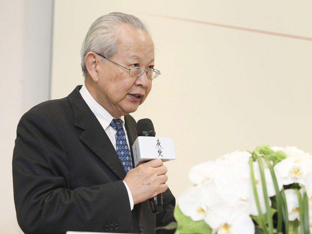 中研院院士張文昌(圖)19日公布第3屆唐獎生技醫藥獎得主,由3名科學家共享,包括...