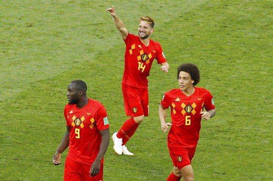比利時靠球星贏球 組織配合有限恐走不了多遠
