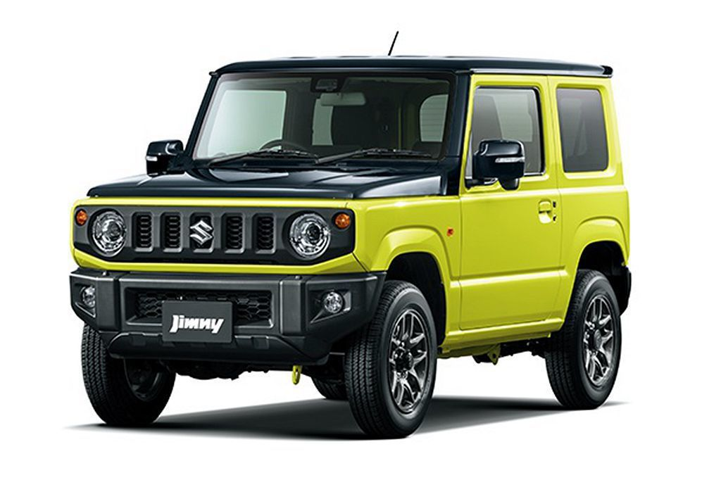 現正逢休旅銷售熱潮,原廠更進一步推出有對比車色的搶眼雙色車型。 圖/Suzuki...