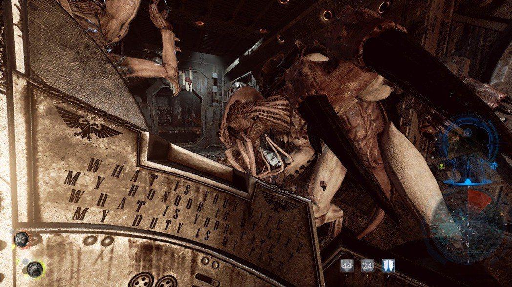 任何盔甲在基因竊取者的利爪前都如同紙片,盡快消滅牠們才是上策。