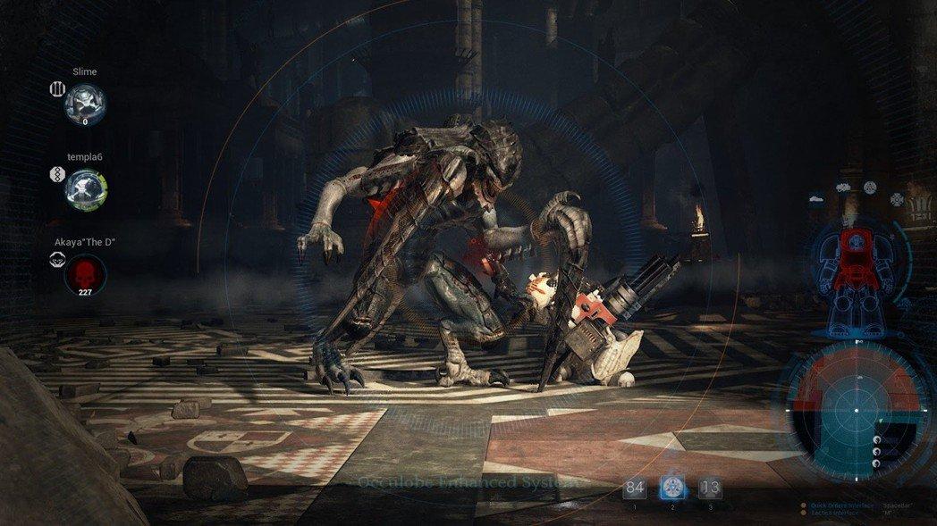 探索途中偶爾會出現霸主級基因竊取者,擁有高血量和高傷害雙特性。