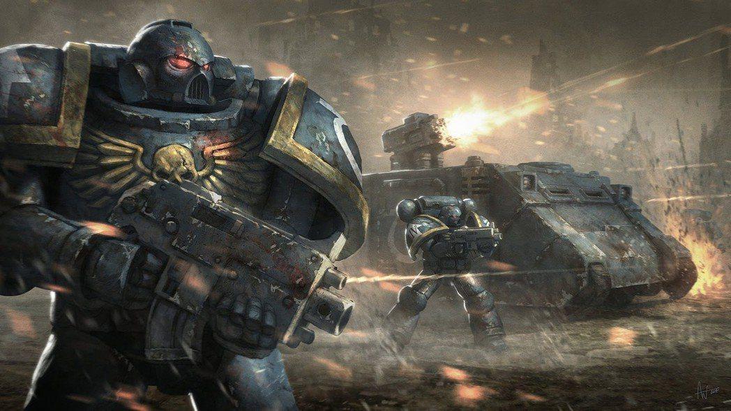 《Warhammer 40k》還是回去幹老本行,授權研發即時策略遊戲就夠了。