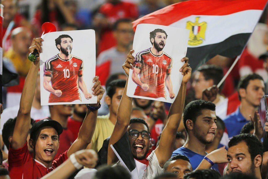 先吞一敗的埃及等同面臨背水一戰壓力,只能寄望傷癒復出救世主薩拉赫了。 美聯社