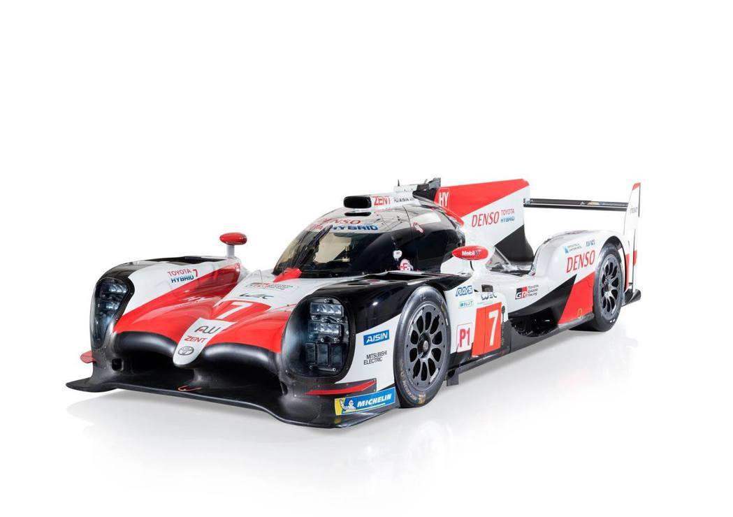 最新版Toyota TS050 Hybrid賽車針對電池系統重量、耐熱及散熱效能...