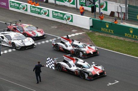 10倍Prius電力放送!Toyota贏得利曼24小時冠軍與市售車有何關聯?