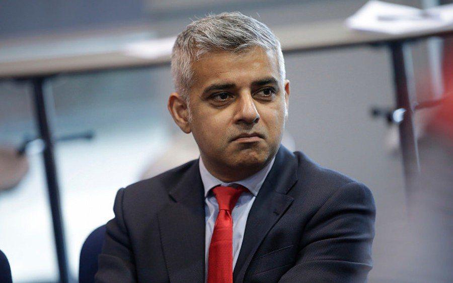 英國倫敦市長薩迪克•汗認為,空汙不是獨立問題,已帶來國家健康危機。(Photo ...