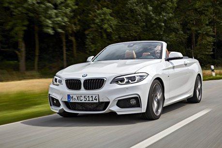下一代BMW 2-Series敞篷版本 確定胎死腹中