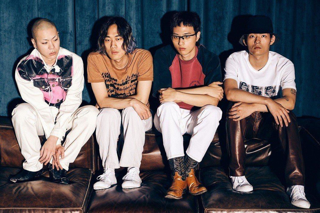 HYUKOH宣布要來台開唱。圖/LIVE NATION提供