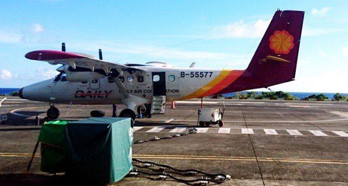 德安航空涉詐5億,4年載客少2成虧損加大。 聯合報系資料照/記者羅紹平攝影