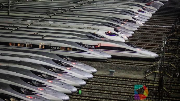大陸西南交通大學今年3月3日宣稱,可以製作出時速超過1000公里的超級高鐵。 (...