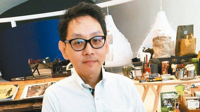 華新科董事長焦佑衡。 報系資料照片
