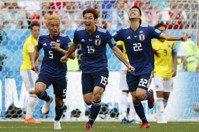 「各站停車」傳導策略奏效 日本隊忍辱上演世足大復仇