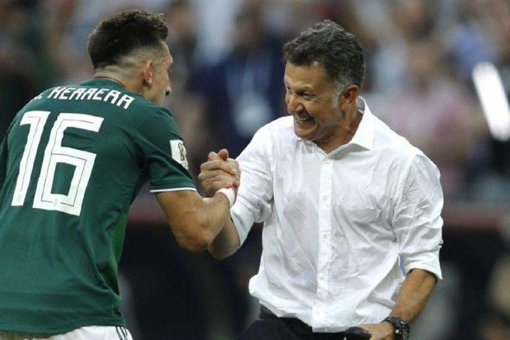 飽受批評的墨西哥足球隊總教練證明自己價值。 美聯社