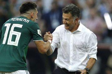 初上任球迷曾喊解雇 墨西哥教頭證明自己「真行」
