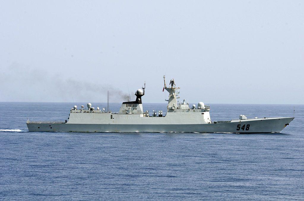 陸媒報導,中國大陸向南亞國家巴基斯坦和孟加拉出售了6艘飛彈護衛艦。圖擷自維基百科