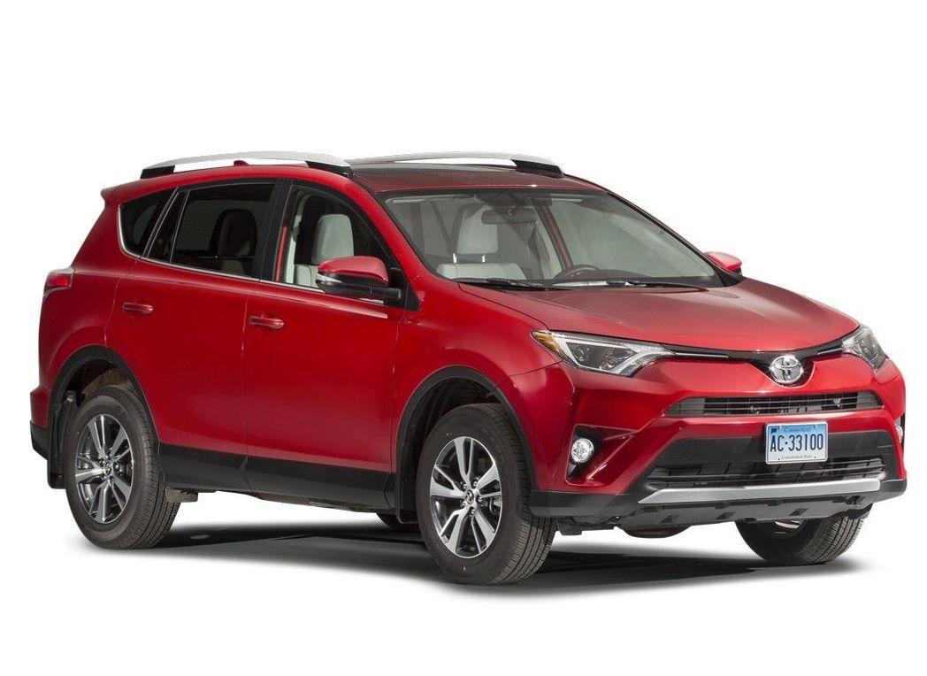 Toyota RAV4 圖/Consumer Reports提供