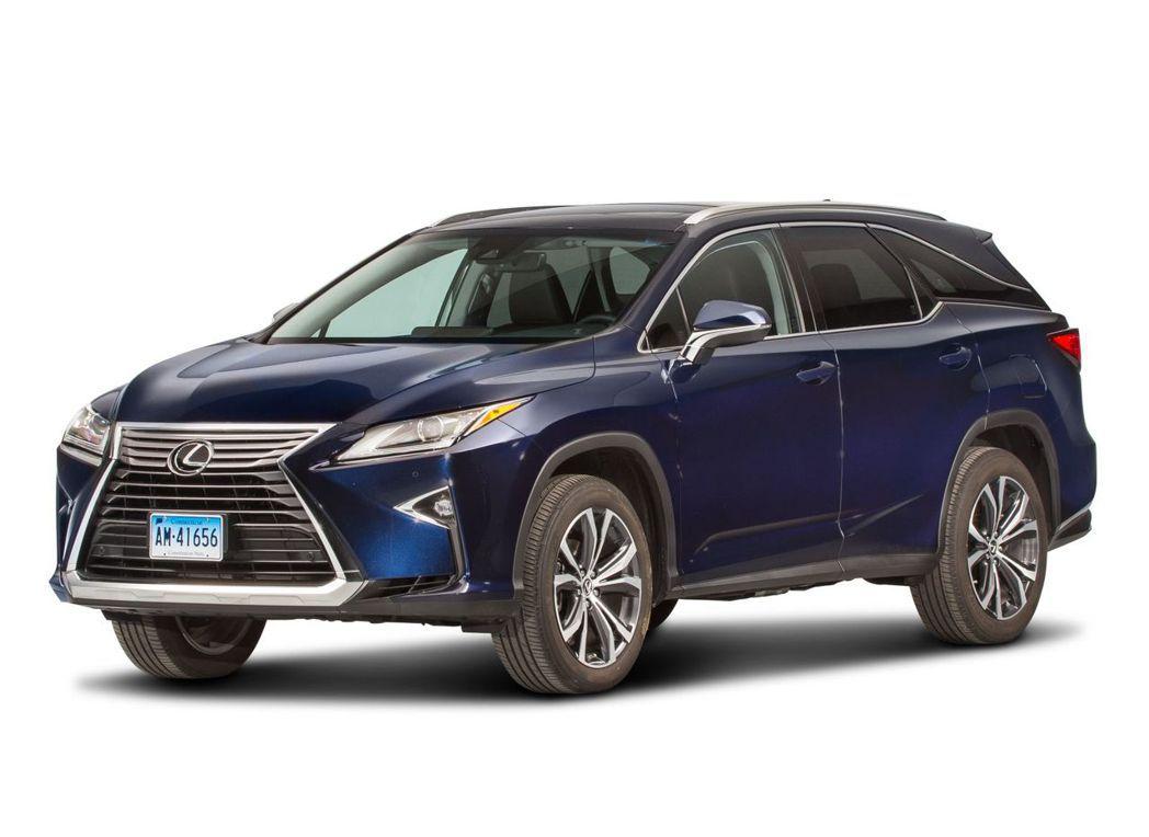 Lexus RX 圖/Consumer Reports提供