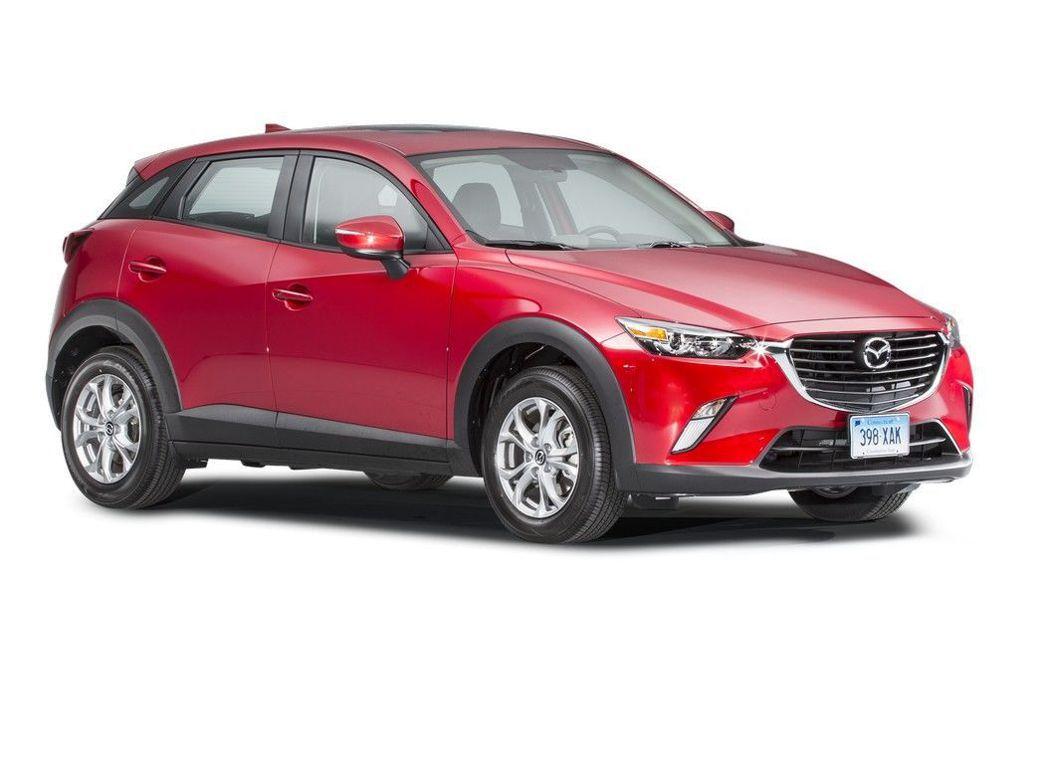 Mazda CX-3 圖/Consumer Reports提供