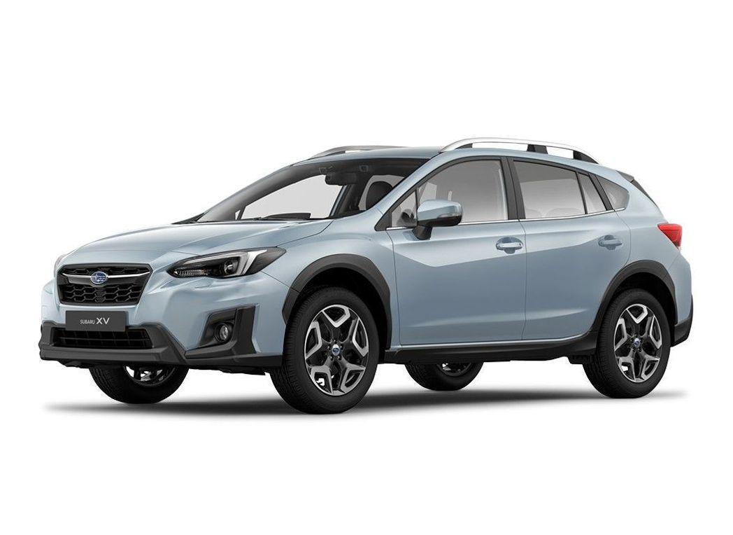 Subaru Crosstrek(台灣稱為XV) 圖/Consumer Reports提供