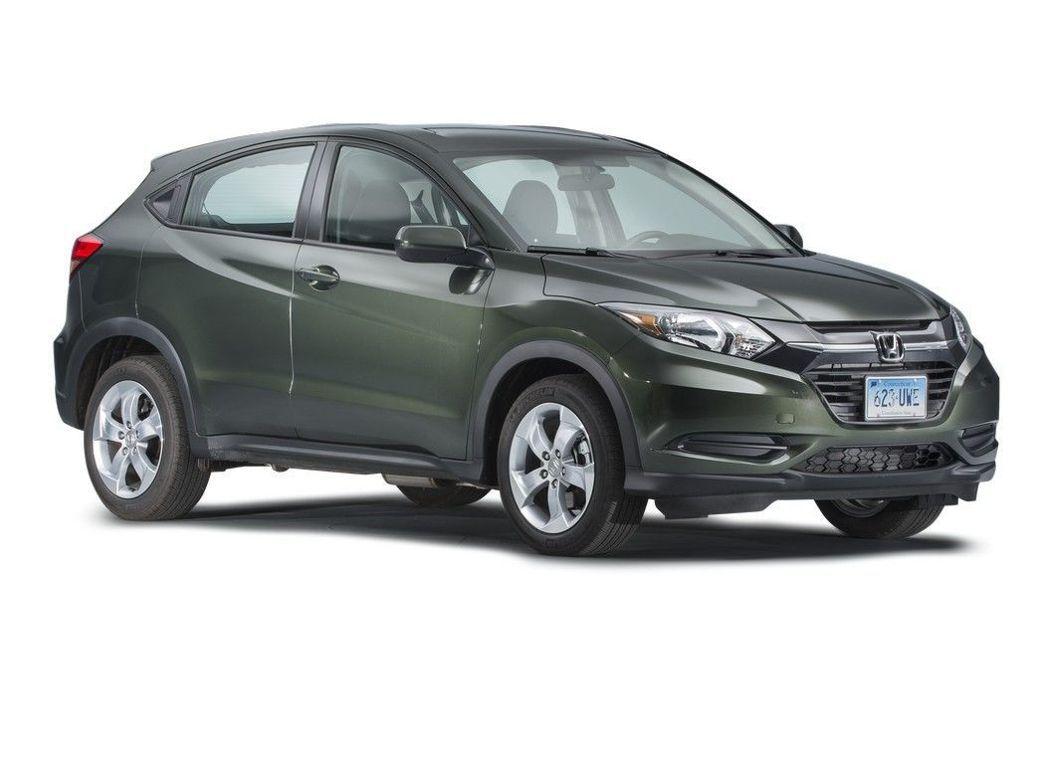 Honda HR-V 圖/Consumer Reports提供