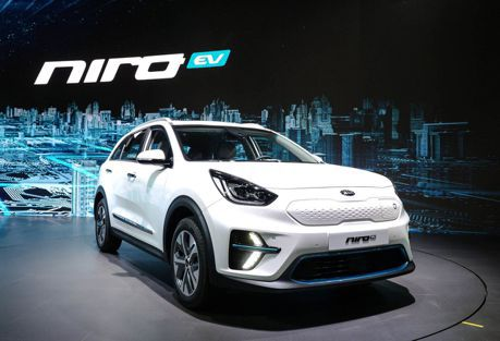 細節終於揭曉 全新Kia Niro EV釜山車展正式發表