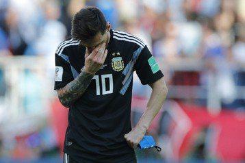 阿根廷的背水一戰 如何解放梅西成關鍵