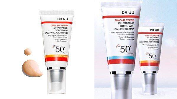 DR.WU 全日保濕防曬乳(潤色款) SPF50+ /PA+++ 30 ml N...