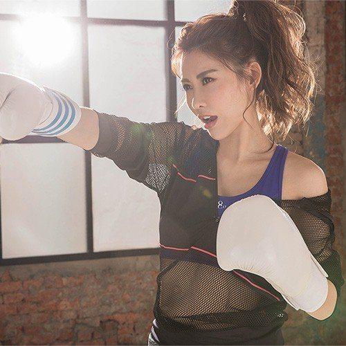 愷樂推薦已有運動習慣的女生,可以挑選兼具運動功能與日常穿搭的運動內衣。圖由廠商提...