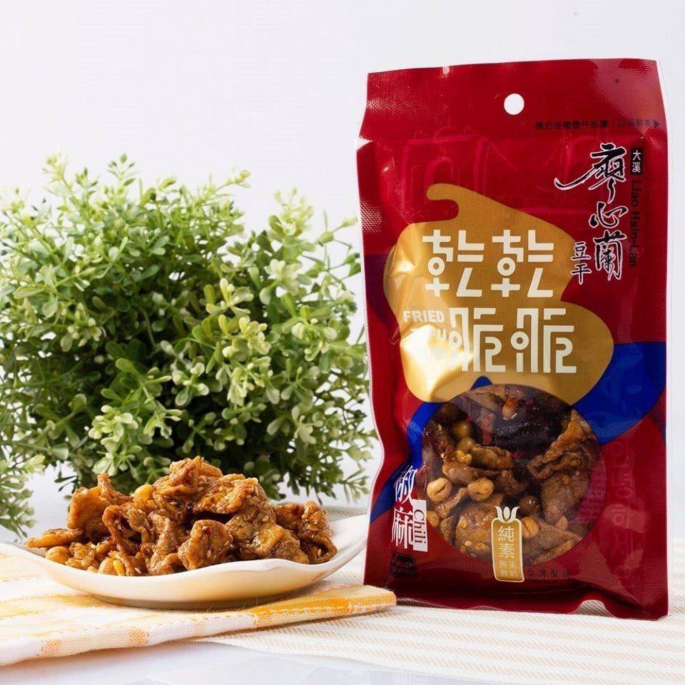 廖心蘭豆干,團購價42~45元。圖/愛合購提供