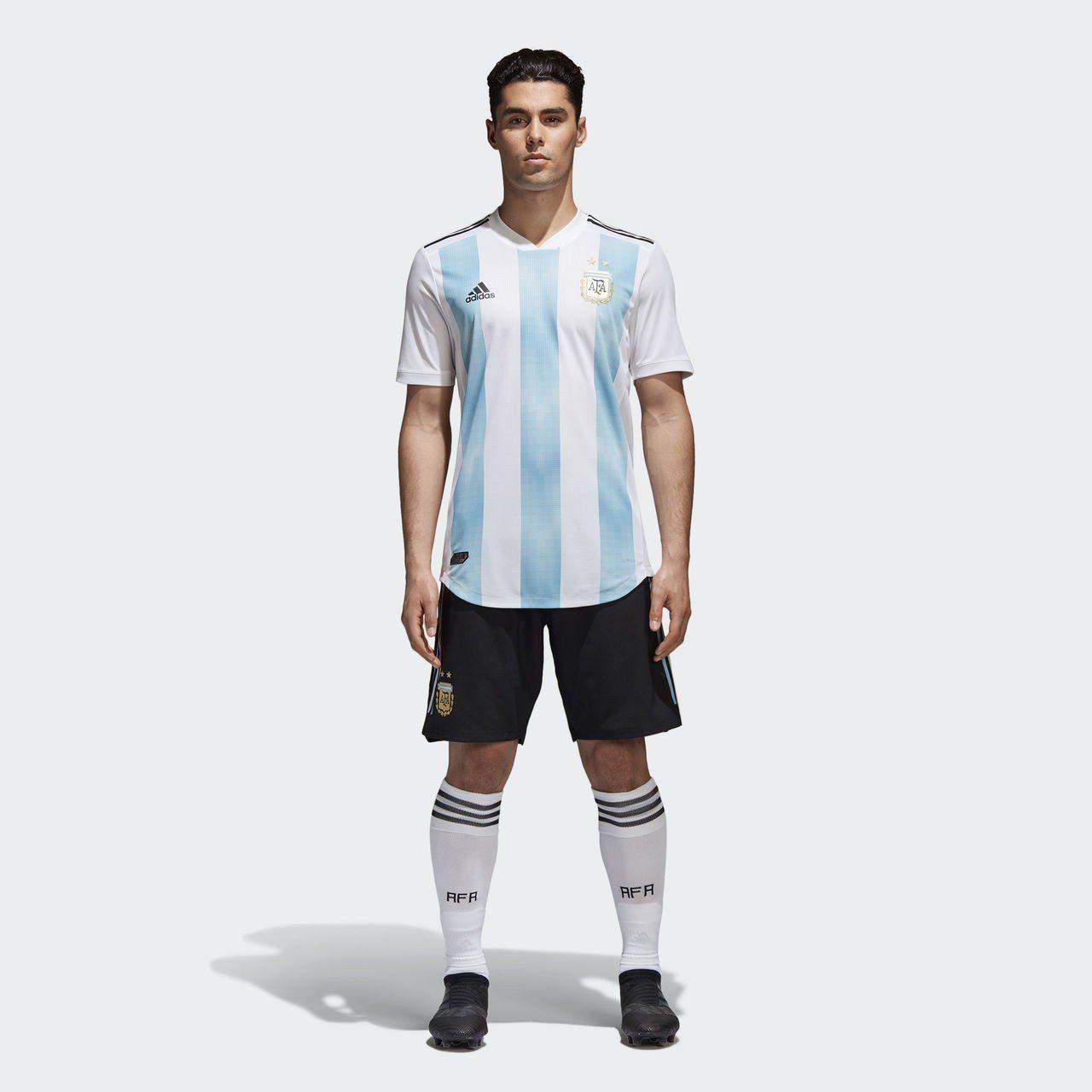 樂天市場世足球衣熱銷排行榜冠軍由明星球員梅西的ADIDAS Argentina ...