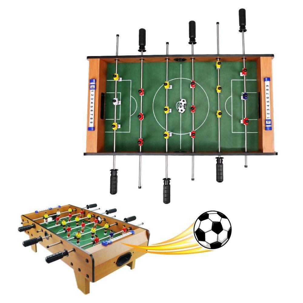 酷博士桌上型世足雙人對打足球台,促銷價1,380元。圖/momo購物網提供