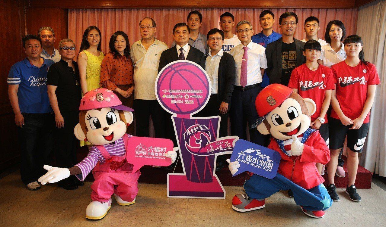 海峽盃青年籃球邀請賽邁入第2屆,增加男子組賽事。 圖/非要運動提供
