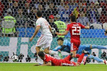 科斯塔踢破鐵桶陣 西班牙1:0氣走伊朗