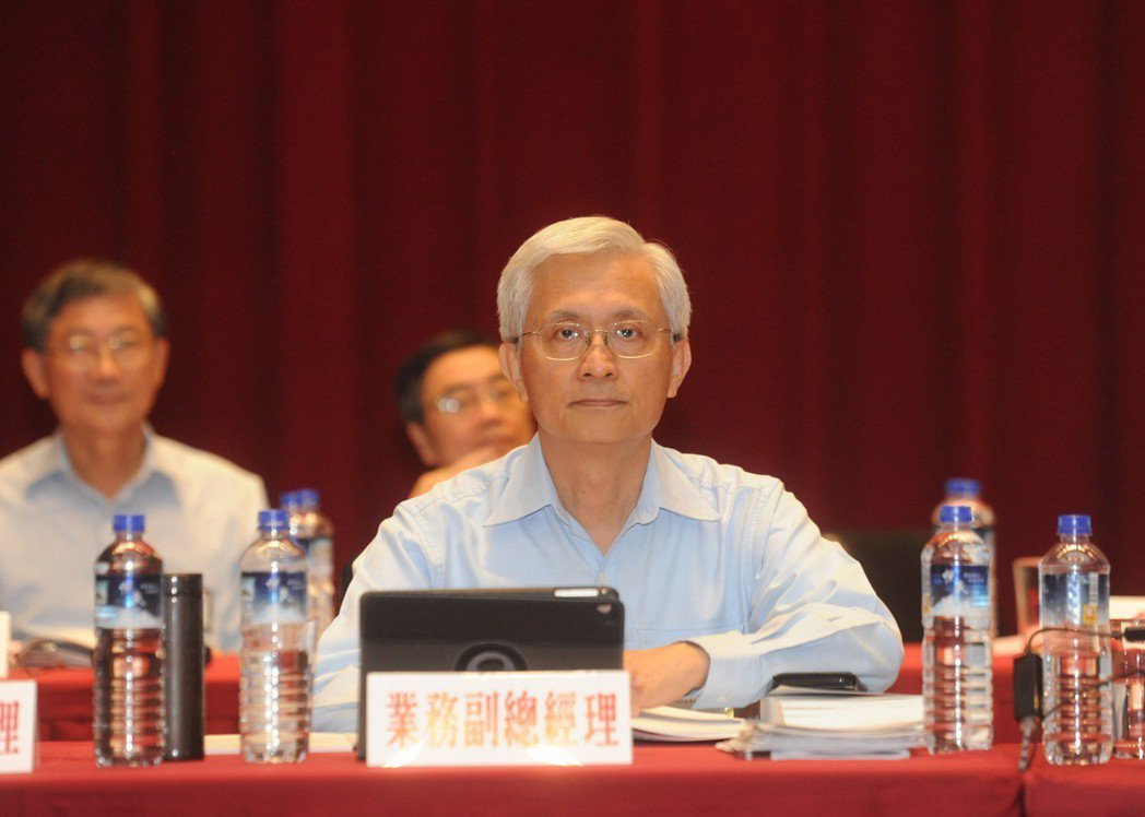 中鋼業務部門助理副總經理黃建智升任副總經理。 記者謝梅芬/攝影