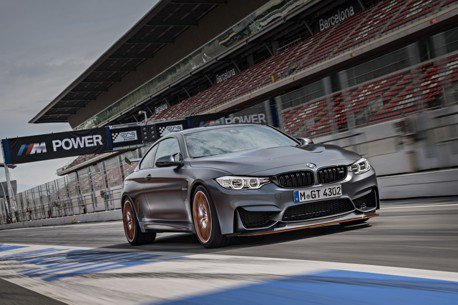BMW M4 GTS重現江湖 難道又有限量版本?