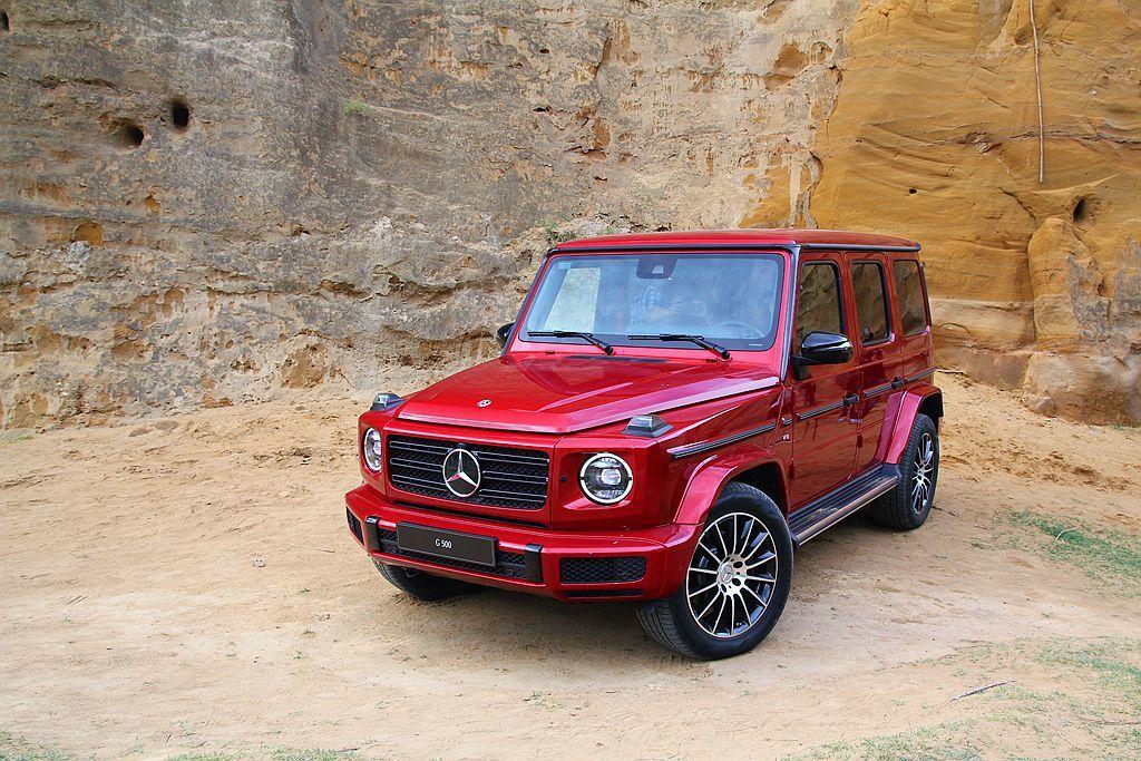 新G-Class從車架、動力、內裝及安全防護系統等全面大幅升級,但原廠卻僅定調為...