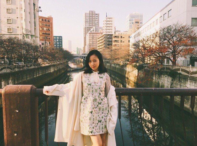 木南晴夏。圖/擷自instagram