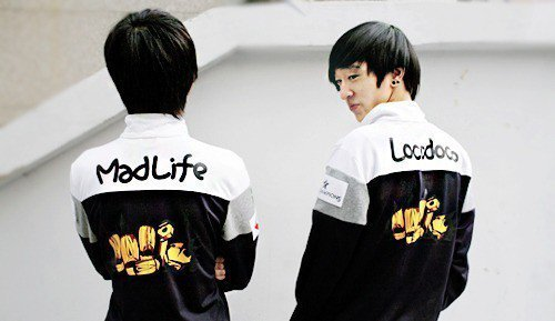 Madlife與Locodoco。